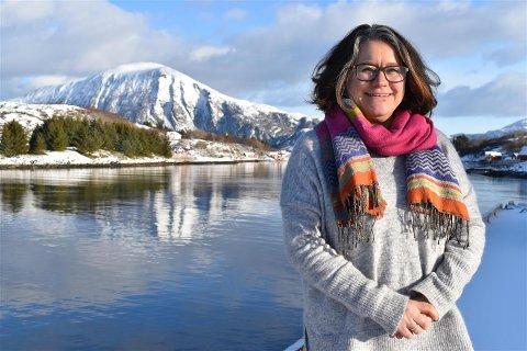 Anne-Brit Greff fungerer nå som HSO-sjef i Lurøy kommune.