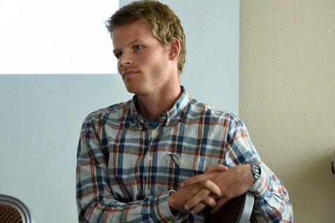 Bekreftet: Kommuneoverlege Einar Stødle i Steigen bekreftet i mai to tilfeller av smitte som begge hadde skjedd utenfor kommunen.