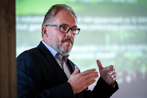 Tom Einar Jensen  Administrerende direktør i Freyr.
