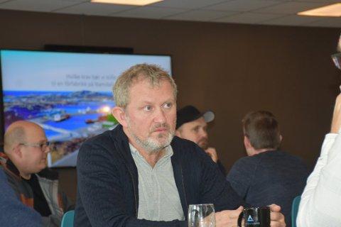 Roald Dolmen har økt sin eierandel i Gaia Salmon, og det bidrar til å skyte fart i planene for landsbasert oppdrettsanlegg på Træna.