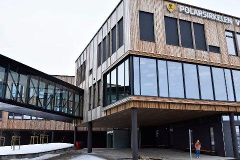 Polarsirkelen videregående skole har hatt to branner på under ett år.