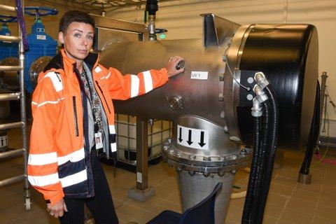 Seksjonsleder Hilde Sandstedt for vann- og avløp i Rana kommune