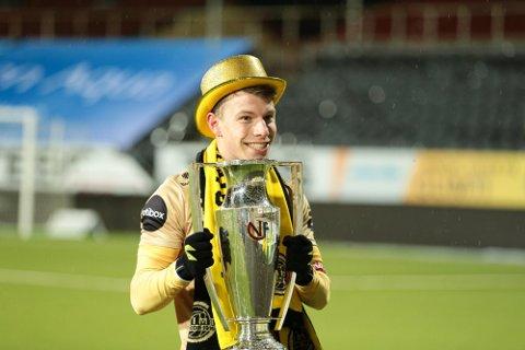 Runar Hauge tar et steg ned i divisjonssystemet og skal spille for Stjørdals-Blink denne sesongen. Foto: Mats Torbergsen