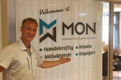 OPTIMIST: Førstekandidat for Nordland Høyre, Bård Ludvig Thorheim, tror ikke at en ny stor flyplass i Rana vil føre til nedleggelse av småflyplassene i Mosjøen, Sandnessjøen og Brønnøysund.