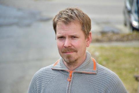 Kommuneoverlege Frode Berg sier at antall positive prøver er som forventet.