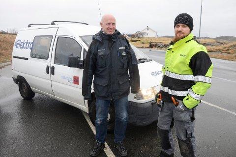 I starten i 2017 var Jann-Erik Markussen en av fire ansatte i Elektro Helgeland AS. I dag er Per Asle Pedersen daglig leder for totalt 12 ansatte.