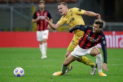 Klare igjen: I fjor endte Europa-eventyret for Marius Lode og co. på San Siro i et knepent tap mot Daniel Maldini og AC Milan. I 2021 er mulighetene kanskje større for de helgule til å nå et gruppespill i Europa.