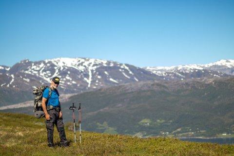 TILBAKE: Sverre Hanssen tar med seg konsernledelsen til heimbygda Utskarpen når det skal arrangeres styremøte i ENWA: