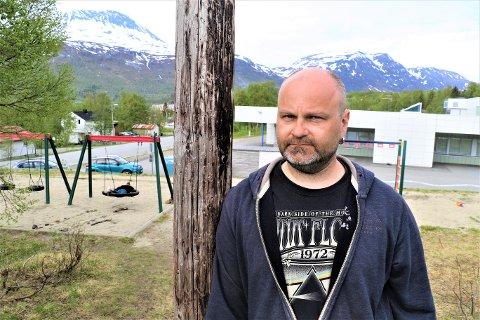 BEGERET FULLT: Tvungen lønnsnemd for streiken sist fredag ble dråpen for Ramfjord-lærer Bjørn Emil Fredriksen. Nå søker han seg åpent mot andre yrkesretninger.