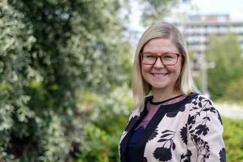 Katrin Berntsen er ansatt som VP kommunikasjon i Freyr Battery.