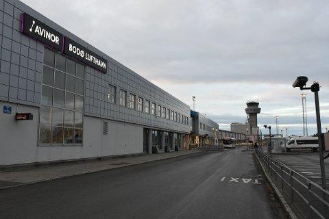 Kansellert: Reiseoperatørens avganger fra Bodø lufthavn blir kansellert i god tid framover.