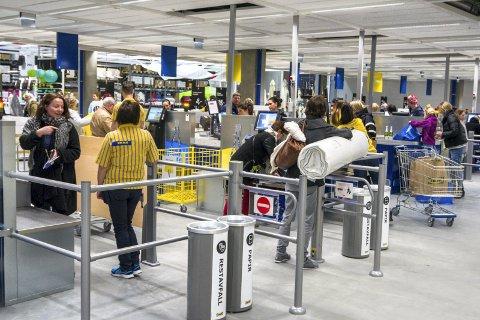 Så mange som 100.000 har allerede besøkt Ikea Ringsaker