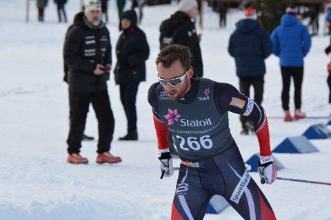 I følge Hamar Arbeiderblad tilhørte noen av de stjålne parene Petter Northug. Det dreier seg ikke om skistjernens beste ski, men par som fortrinnsvis brukes til trening. Foto: Frank Morgan Bakken.