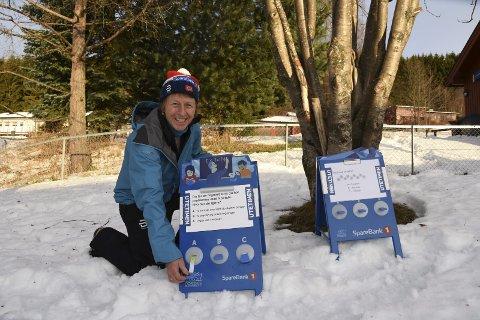 Prosjektleder: Marianne Myklebust fra Ringsaker jobber i Norges Skiforbund og er prosjektleder for «Utetimen».
