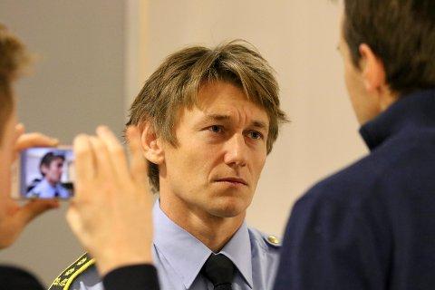 Politiadvokat Andrè Lillehovde van der Eynden.