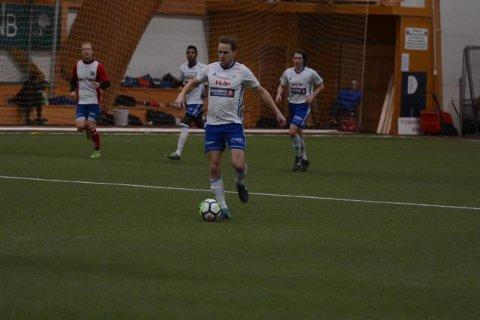 Rune Pettersen og de øvrige Dala-gutta fikk opp dampen litt for seint i Limtrehallen og kom seg ikke til finalen.