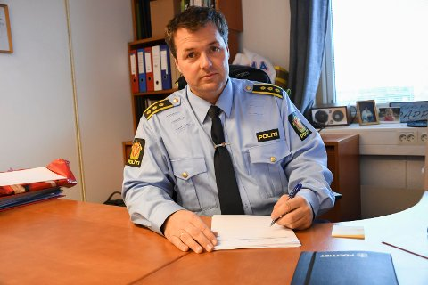 Narkobeslag i Brumunddal har fått lensmann i Ringsaker Jørn Arild Flatha til å rope varsko.