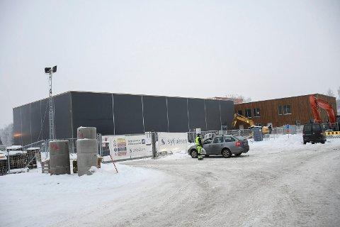 Furnes håndball er blant dem som skal bruke hallen på Stavsberg som sin hjemmebane.
