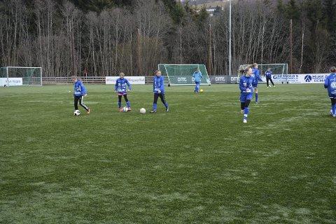 Spillemidler: Brumunddal Allianseidrettslag får spillemidler til Sveum idrettspark. Foto: Arkiv