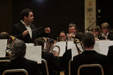 Brumunddal Brass under årets NM
