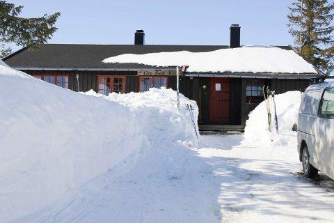 Nes Røde Kors meldte om 1 skade på Ljøsheim 1. påskedag.