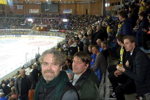 Jan Anders Skaugen og Stian Brumoen