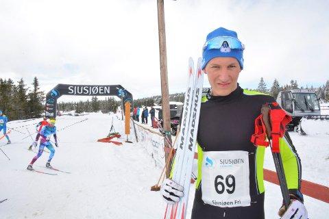 Håvard Hovde er klar for juniorlandslaget i langrenn.