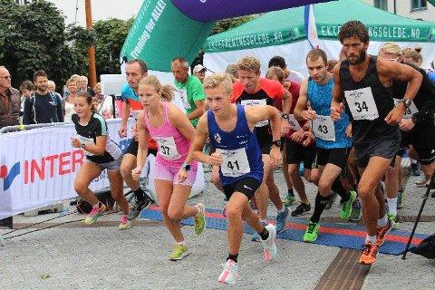 149 løpere stillte silte til start I Brumunddalsløpet. Foto: Aistė Gedrimaitė