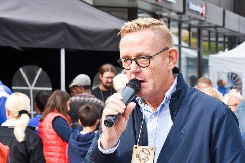 FORNØYD: Næringssjef Tor Rullestad.