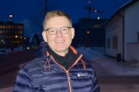 Jon Kristiansen, regiondirektør, NHO Innlandet.