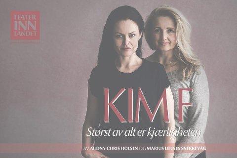 «Kim F»: framføres i Teatersalen søndag klokka 19.30.