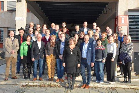 Kommunestyret i Ringsaker 2019-2023