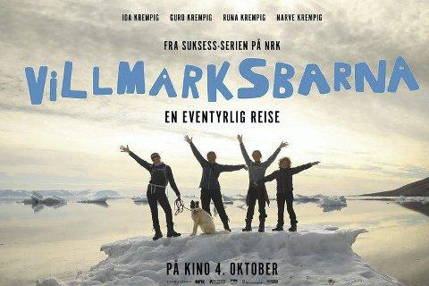 Bygdekino: I Tingnes kulturhus vises «Villmarksbarna – en eventyrlig reise» fredag klokka 18. Klokka 20 vises «Gemini Man».