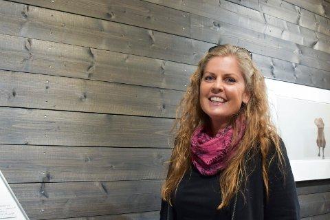 LIDENSKAP: Liv C. Fjellsol beskriver konsertene på Galleri Fjellsol som et lidenskapsprosjekt.