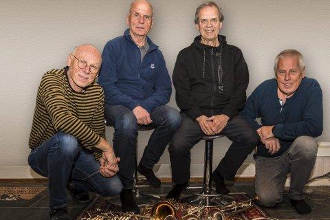 Trompet-kameratene: spiller til inntekt for nytt orgel i Ringsaker kirke søndag klokka 18.