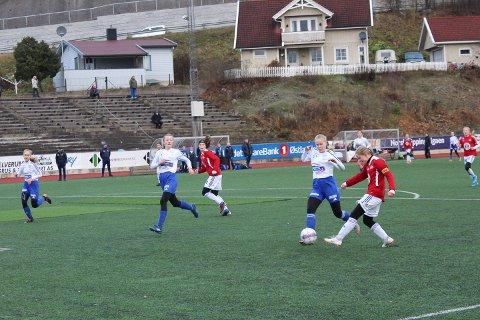 Grasrotvinner: Brumunddal Fotball fikk 500.000 kroner i 2019.