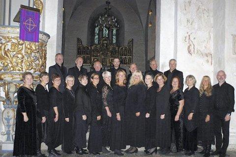 Ringsaker Kantori: framfører «A Festival of Nine Lessons & Carols» i Ringsaker kirke søndag klokka 18.