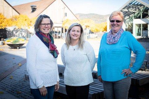 - Bli familiekontak! Det er oppfordringen fra Kjersti Platou, Kjersti Marita Gresseth og Kari Bergaust.
