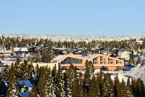 VAKKERT: Sjusjøen er vakkert med snø og sol. Blir det snøsikkert ved juletider også i framtiden?