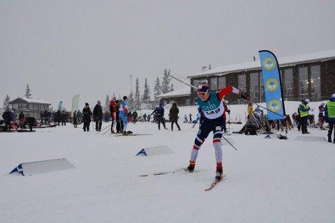 Håvard Hovde er nå på juniorlandslaget og skryter av miljøet og klulturen som er skapt i MjøsSki.