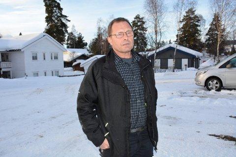 Konkurs: Øyvind Vestheim har drevet næringsliv siden 1981. Han har ikke vært involvert i konkurs tidligere.
