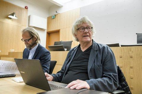 Psykologspesialist Thore Langfeldt frykter  at flere vil kunne begå seksuelle overgrep mot barn dersom tilbudet ved IKST faller bort. Foto: Berit Roald / NTB scanpix