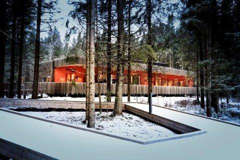 Påbygg: Prøysenhuset vil bygge på med rundt 700 kvadratmeter.