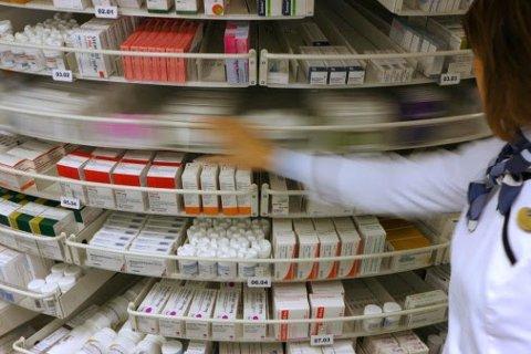 Pilllebruk: Hedmarkinger bruker apoteket mye viser tallene.