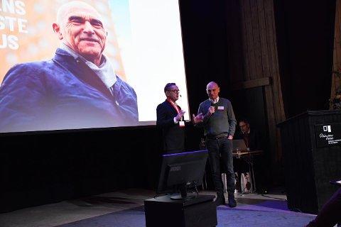 SEMINAR: Arthur Buchardt i samtale med næringssjef i Ringsaker, Tor Rullestad