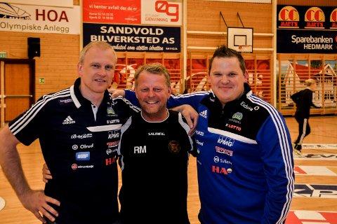 Trening er nøkkelen: Arne Senstad er klar på at trening kan gjøre spillere gode, uansett klubb.