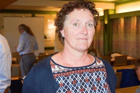Jobber videre: Tone Høisveen slutter selv i partiet i løpet av året, men nå jobber hun for å få på plass en ny nominasjonsliste.