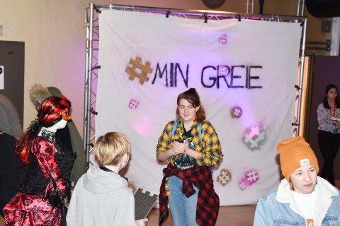 Ungdomsfestivalen: #mingreie ble arrangert for første gang i fjor. Festivalen videreføres.
