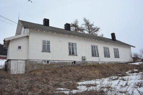 Selges: Borgen forsamlingslokale på Ring vil etterhvert bli lagt ut for salg. Det finnes ikke lenger interesse for å drive bygdehuset.