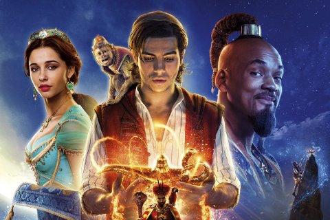 Bygdekino i Tingnes: Onsdag klokka 18 vises «Aladdin», og klokka 20 «Rocketman».